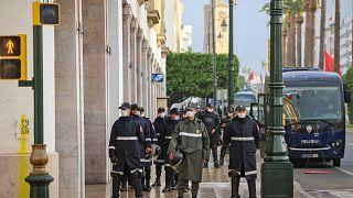 العاصمة المغربية الرباط، 14 ديسمبر 2020
