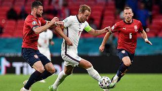 یورو۲۰۲۰؛ پیروزی انگلیس و جمهوری چک