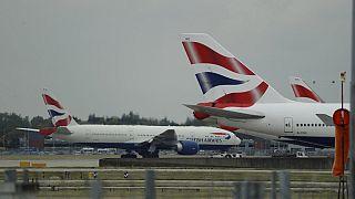 Britain Heathrow Testing