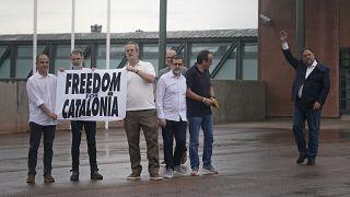Catalogna, scarcerati i leader indipendentisti graziati da Pedro Sanchez