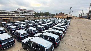 """RDC :""""l'achat de ces 500 jeeps est une corruption à ciel ouvert"""" ONG"""