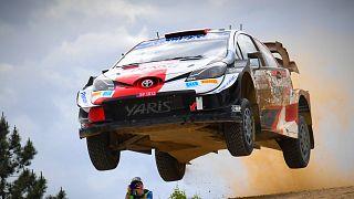 Le WRC renoue avec le Safari