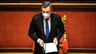 ماریو دراگی، نخستوزیر ایتالیا