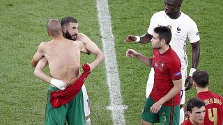 Γαλλία - Πορτογαλία 2-2