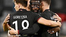 EURO 2020: Deutschland im EM-Achtelfinale dank Goretzka