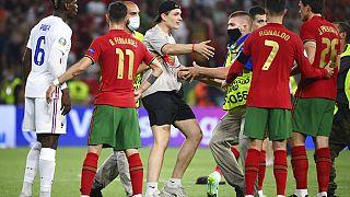 Fransa -Portekiz karşılaşması