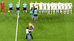EURO 2020: Twitter feiert den Flitzer