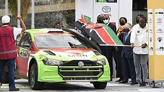 Uhuru Kenyatta flags off 2021 World Rally Championship in Nairobi