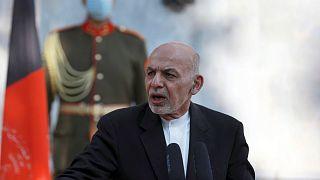 اشرف غنی، رئیس جمهوری افغانستان