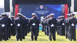 Polis akademisi törenleri