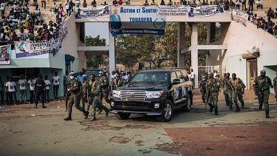 Why the west and Russia clash over Russian mercenaries in CAR