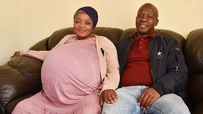 Afrique du Sud : la naissance des décuplés s'est révélée fausse