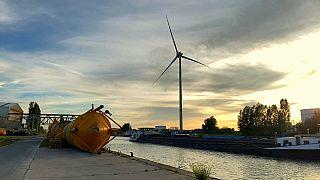 L'energia prodotta dal vento