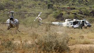 17 soldiers killed in helicopter crash near Nairobi, police say