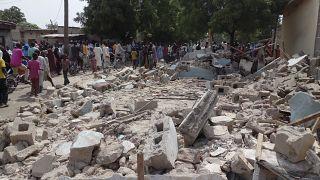 هجوم انتحاري في مايدوغوري، نيجيريا، الاثنين، 17 يوليو 2017