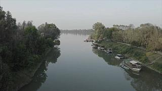 A nova vida do rio Pó