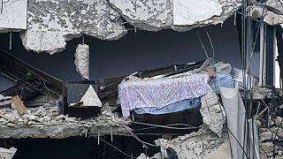 Κατάρρευση κτιρίου