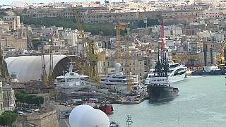 La capitale di Malta, La Valletta
