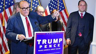 Giuliani im November 2020