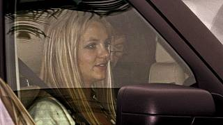 Spears later apologised on Instagram for 'pretending to be ok'