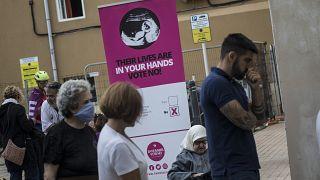 Cebelitarık-Referandum öncesinde kürtaj karşıtı kampanya