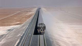 تعمل الإمارات العربية المتحدة على تطوير شبكة سكك حديدية لربط جميع الإمارات السبع، 4 يناير 2021