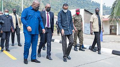 Le rapprochement entre la RDC et le Rwanda se consolide