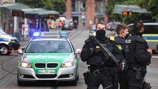 حمله با چاقو در آلمان