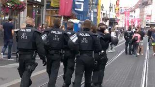 Germania: accoltella i passanti, tre vittime a Wurzburg
