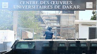 Sénégal : une manifestation contre une loi anti-terroriste dégénère