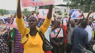 Mali : une manifestation pour le retrait total des troupes françaises
