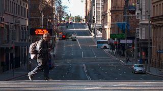Сидней впервые закрыли на карантин