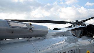 Kolombiya Devlet Başkanı Duque, başkanlık helikopterine ateş açıldı
