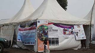 RDC : des soins de santé gratuits pour les femmes sinistrées