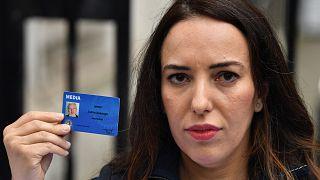 Julian Assange'ın nişanlısı Stella Moris