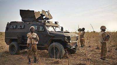 """Une centaine de """"terroristes"""" tués en juin au Burkina Faso et au Niger"""