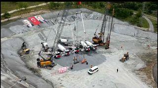 مشروع قناة إسطنبول
