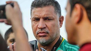 علی دایی، بازیکن سابق تیم ملی فوتبال ایران