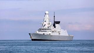 ناوشکن دفاع هوایی نیروی دریایی بریتانیا