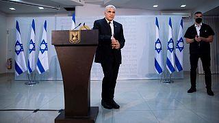 یائیر لاپید، وزیر خارجه اسرائیل