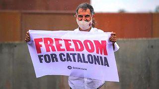 ژُردی کوشارت، از رهبران جداییخواهان کاتالونیا
