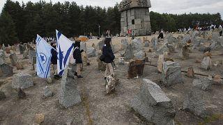 نصب تريبلينكا التذكاري