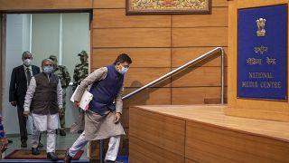 وزیر بازرگانی هند