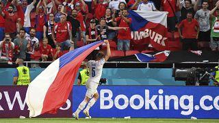 منتخب جمهورية التشيك لكرة القدم