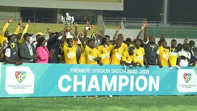 Football: ASKO de Kara wins Togo's championship