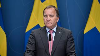 رئيس وزراء السويد ستيفان لوفين