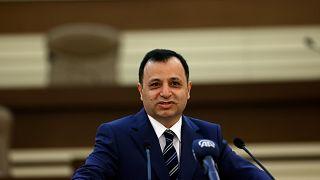 Anayasa Mahkemesi Başkanı Zühtü Arslan