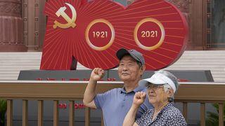 Le centenaire du Parti communiste chinois