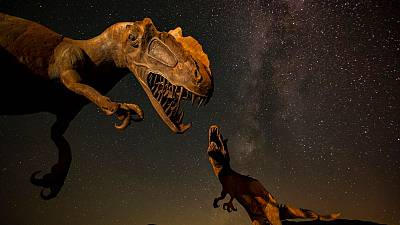 Scientists investigated climate of the Cretaceous period, the era of dinosaurs