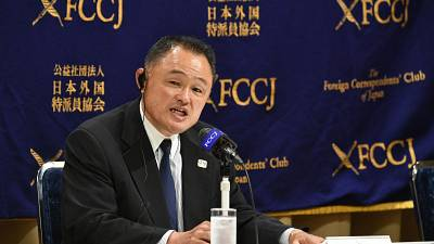 'No way' to ensure zero Covid-19 cases, says Japan Olympic chief